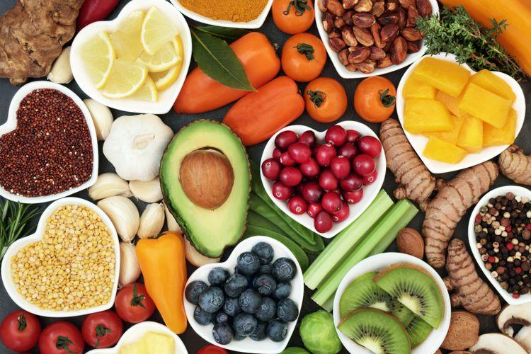 Kandungan Makanan Yang Membuat Cepat Kenyang