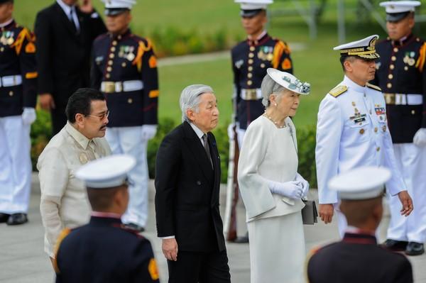 Sebelum Turun Takhta Kaisar Jepang Rayakan Ulang Tahun