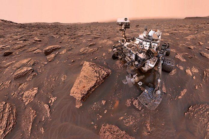 Penemuan Bakteri yang Membuktikkan Manusia Bisa Hidup di Planet Mars