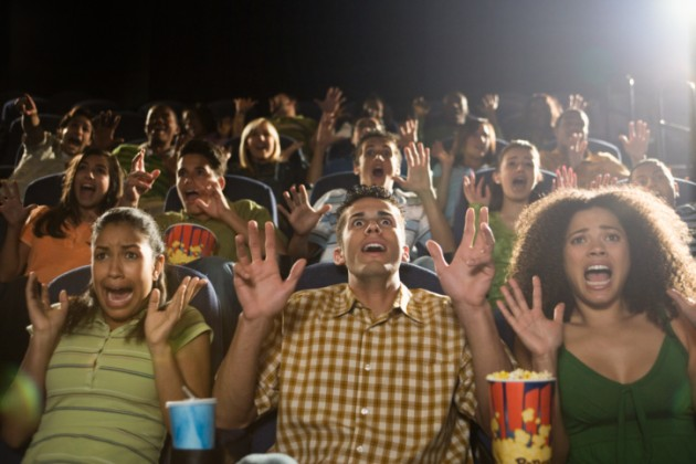 Menurunkan Berat Badan Ternyata Bisa Dengan Cara Nonton Film Horor