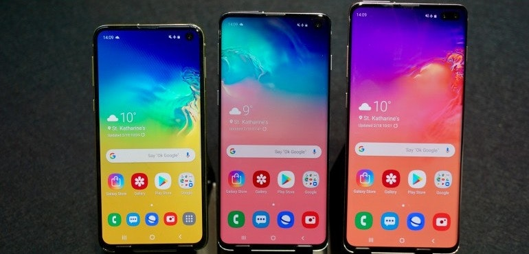 Samsung Galaxy S10 Diprediksi Bakal Laku Tembus Dari 45 Juta Unit