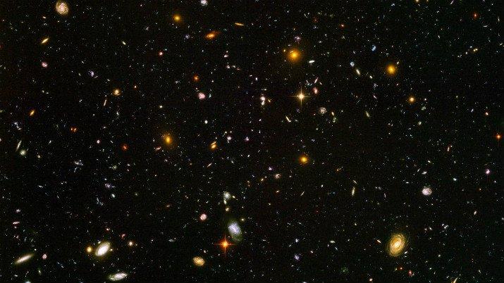 Hubble Mencatat Sebanyak 265.000 Galaksi Dalam Satu Gambar