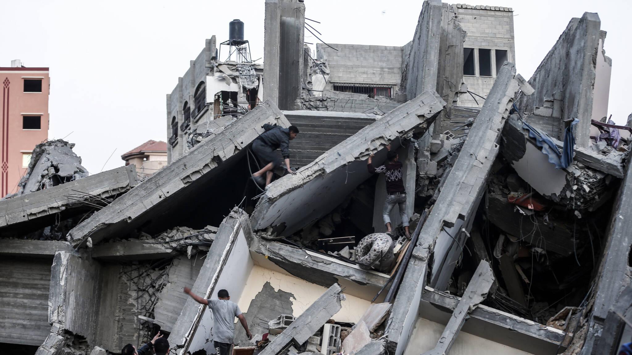 Korban Tewas Akibat kekerasan Antara Gaza dan Israel Terus Meningkat