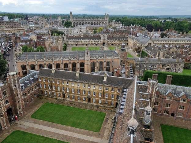 University of Cambridge Akan Menyelidiki Masa Lalu Kelam Mereka
