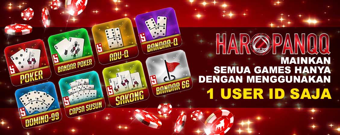 Harapanqq Agen Judi DominoQQ Online Nomor 1 di Indonesia