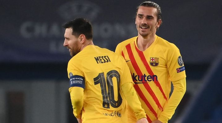 Barcelona : Fans Membayarnya Dengan Griezmann